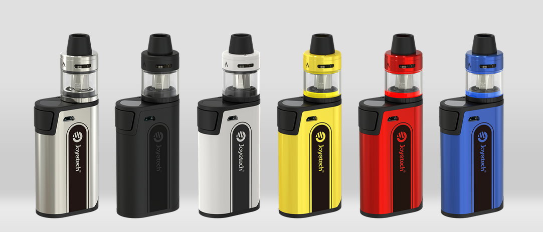 What is Joyetech CuBox with CUBIS 2 Beginner Kit