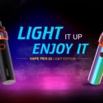Open Box Video | SMOK Vape Pen 22 Light Edition for Trend leader