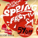 Spring Festival Sale 2020-Sourcemore