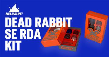 Hellvape Dead Rabbit SE RDA