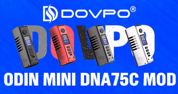 DOVPO Odin Mini DNA75C Mod