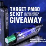 Vaporesso Target PM80 SE Kit Giveaway