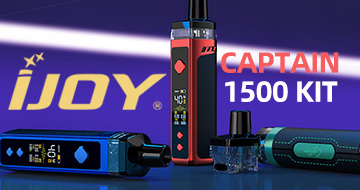 IJOY Captain 1500 Kit