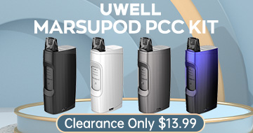Uwell MarsuPod PCC Kit