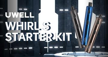 Uwell Whirl S Starter Kit