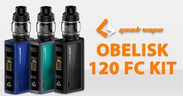 GeekVape Obelisk 120 FC Z Kit