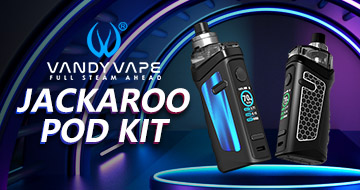 Vandy Vape Jackaroo Pod Kit