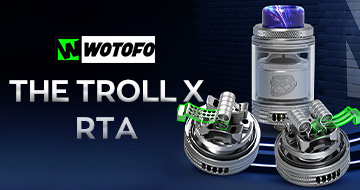 Wotofo The Troll X RTA
