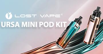 Lost Vape Ursa Mini Pod Kit