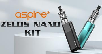 Aspire Zelos Nano Kit
